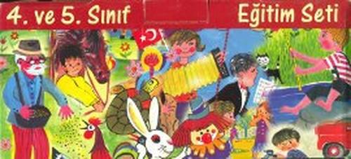 4. ve 5. Sınıf Eğitim Seti (50 Kitap Kutulu)
