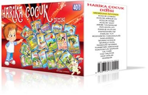Harika Çocuk Dizisi-40 Kitap Takım 1.Sınıflar İçin