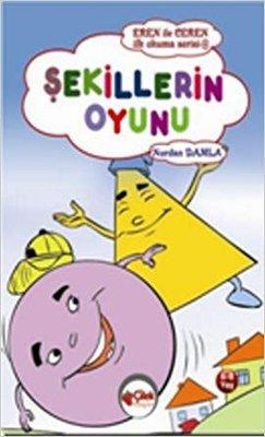 Eren ile Ceren - İlk Okuma Serisi - Şekillerin Oyunu