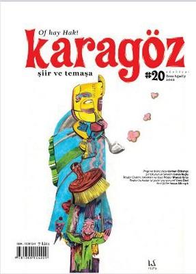 Karagöz Şiir ve Temaşa Dergisi Sayı: 20