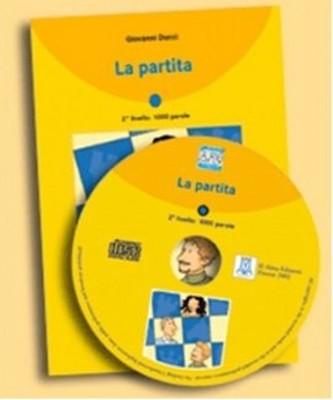 La Partita + CD (İtalyanca Okuma Kitabı Temel-Üst Seviye) A1-A2