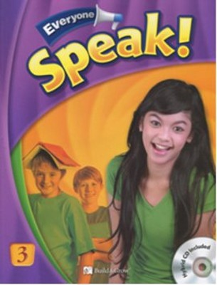 Everyone Speak 3 with Workbook + Hybrid CD (CDROM and Audio)