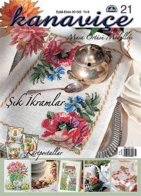 Kanaviçe Dergisi Sayı: 21