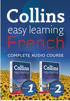 Easy Learning French Complete Course (6 CD+2 Kitap)