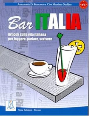 Bar Italia (İtalyanca Okuma Yazma Konuşma) A1-C1