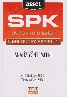 SPK Lisanslama Sınavları İleri Düzey Serisi: 1 - Analiz Yöntemleri