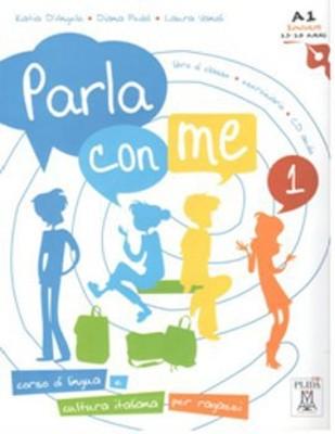 Parla Con Me 1 +CD Audio