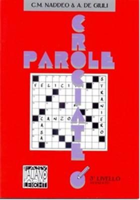 Parole Crociate 3 Avanzato (İtalyanca Bulmacalar - İleri Seviye)