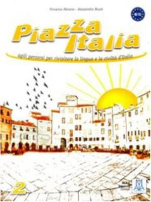 Piazza Italia 2 (İtalyanca Okuma) B1-C1