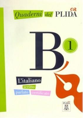 Quaderni Del PLIDA - B1 (Kitap+CD) İtalyanca Sınavlara Hazırlık