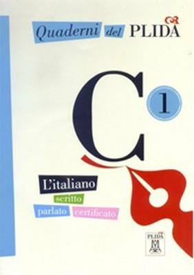 Quaderni Del PLIDA - C1 (Kitap+CD) İtalyanca Sınavlara Hazırlık