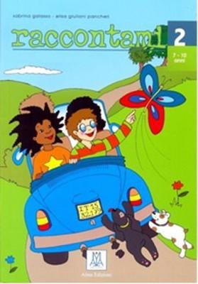 Raccontami 2 Schede Insegnante (Çocuklar için İtalyanca) 7-10 Yaş Kelime Kartları