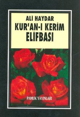 Kur'an-ı Kerim Elifbası (Elifba-001)