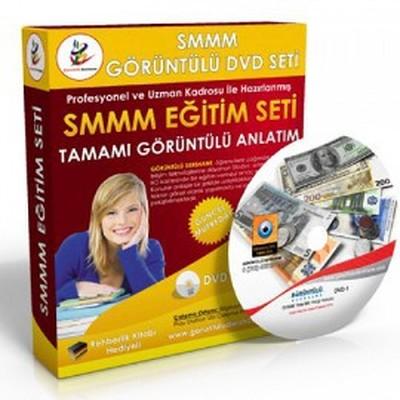 SMMM Yeterlilik Vergi Hukuku Görüntülü Eğitim Seti