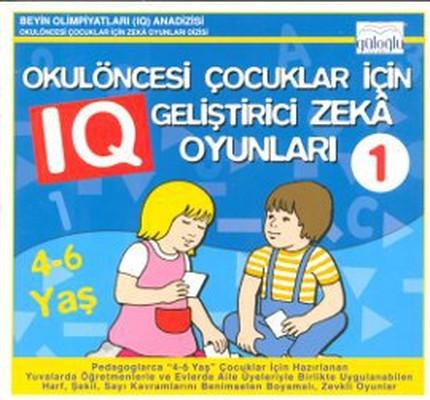 Okulöncesi Çocuklar İçin IQ Geliştirici Zeka Oyunları 1