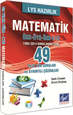 LYS Hazırlık Matematik 49 Yılın Tüm Soruları ve Ayrıntılı Çözümleri