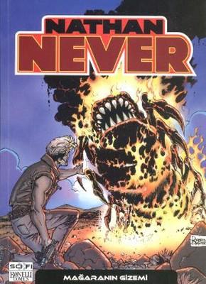 Nathan Never - Mağaranın Gizemi 7