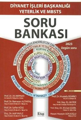 Diyanet İşleri Başkanlığı Yeterlik ve MBSTS Soru Bankası 2823 Özgün Soru