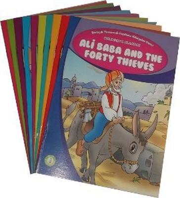 Children's Classics Seti (10 Kitap Takım)