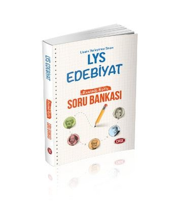 LYS Edebiyat Resimli - Notlu Soru Bankası