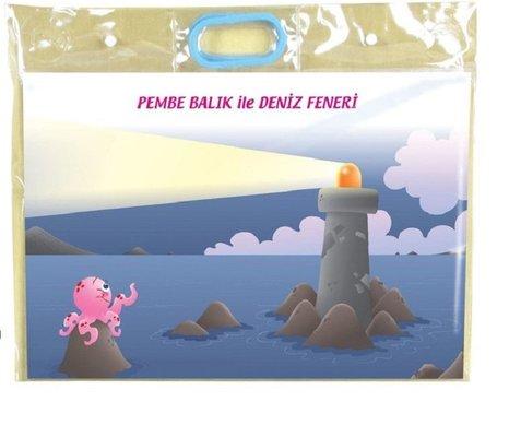 Pembe Balık ile Deniz Feneri