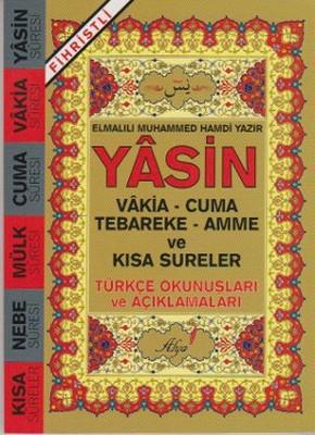 Yasin (Cep Boy - Fihristli)