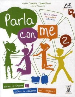 Parla Con Me 2 +CD Audio (A2)