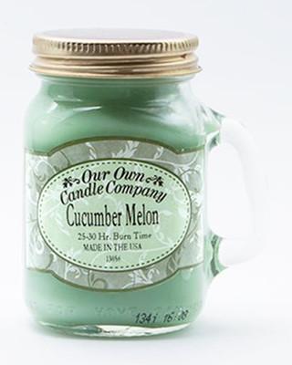 Cucumber Melon Küçük Kavanoz Mum SIMM-CM