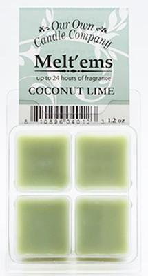 Coconut/Lime Kokulu Tablet SIMT-CL
