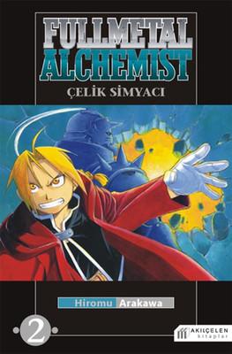 Fullmetal Alchemist - Çelik Simyacı 2