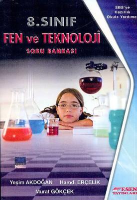 Esen 8. Sınıf Fen Bilimleri Soru Bankası