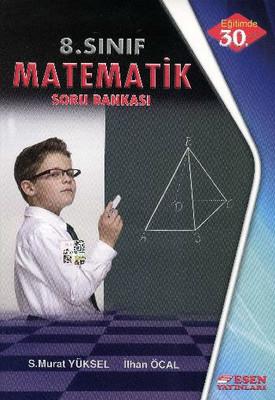 Esen 8. Sınıf Matematik Soru Bankası