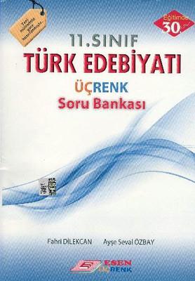 Üçrenk 11. Sınıf Türk Edebiyatı Soru Bankası