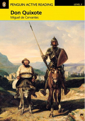 Don Quixote / Cd Pack Level 2