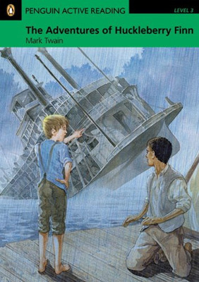 The Adventures Of Huckleberry Finn / Cd Pack Level 3