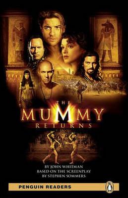 The Mummy Returns Bk/Mp3 Pk Level 2