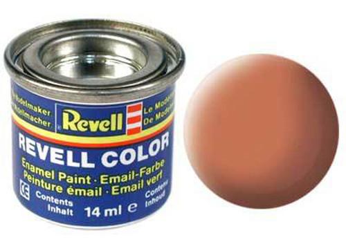Revell Boya Luminous Orange Mat 14 Ml 32125