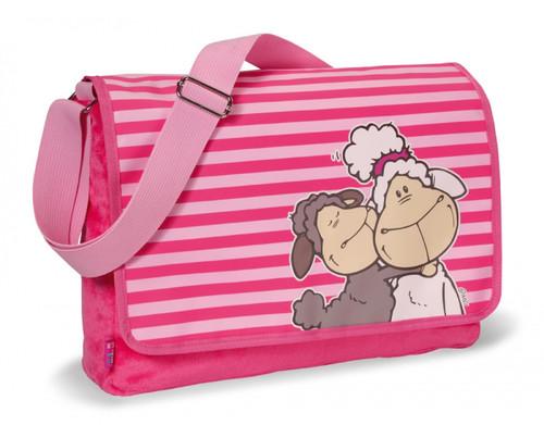 Jolly Lenny&Granny Pelus Omuz Çantasi Büyük Nh29306