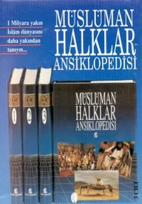 Müslüman Halklar Ansiklopedisi 3 Cilt Takım