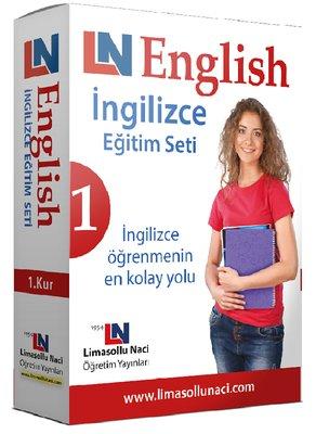 Limasollu Naci 1. Kur İngilizce Eğitim Seti