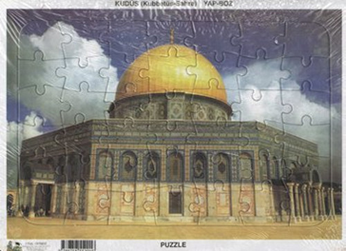 Yap Boz - Kudüs (Kubbetüs-Sahra)