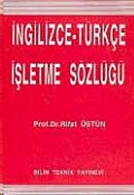 İngilizce - Türkçe İşletme Sözlüğü
