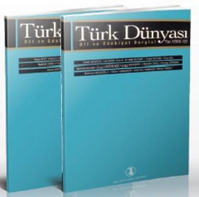 Türk Dünyası Dil ve Edebiyat Dergis