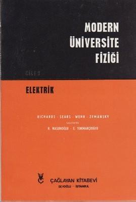 Modern Üniversite Fiziği Cilt: 2 Elektrik