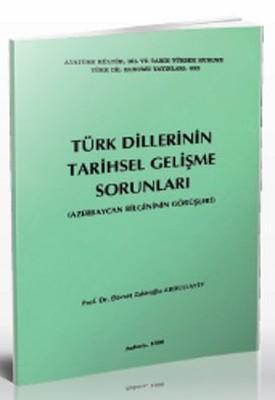 Türk Dillerinin Tarihsel Gelişme Sorunları