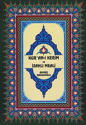 Kur'an-ı Kerim ve İzahlı Meali (Rahle Boy)