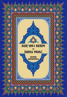 Kur'an-ı Kerim ve İzahlı Meali (Hafız Boy)
