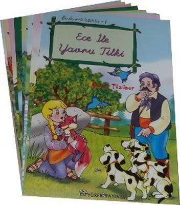 İlkokuma Kitapları Seti (8 Kitap Takım)