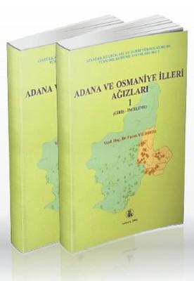 Adana ve Osmaniye İlleri Ağızları 1-2 (2 Cilt Takım)