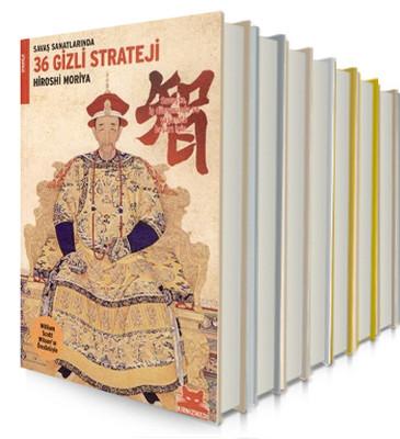 Strateji Seti (8 Kitap Takım)